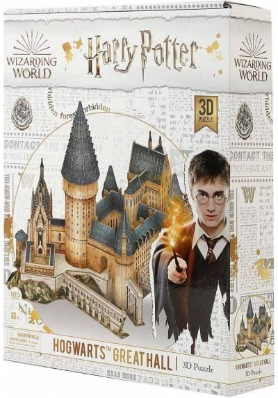 Puzzle 3D Gran Muralla de Hogwarts - Harry Potter