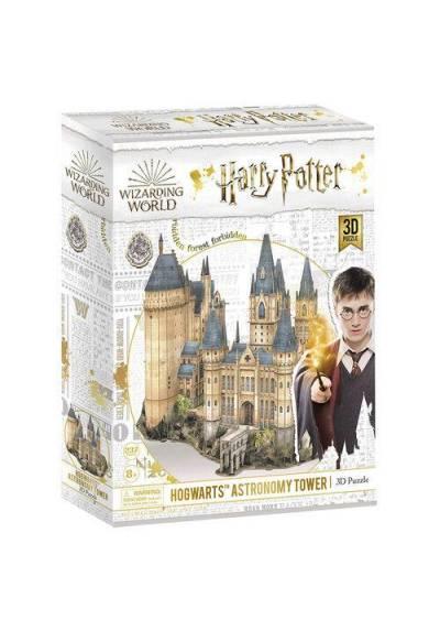 Puzzle 3D Torre de Astronomia de Hogwarts - Harry Potter