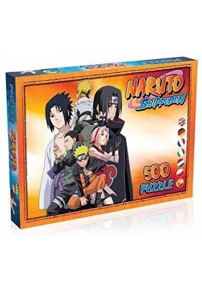 Puzzle Naruto Shippuden