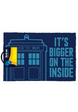 Felpudo Tardis - Doctor Who (40 X 60 X 2)
