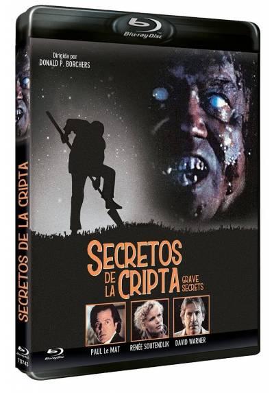Secretos de la Cripta (Blu-ray) (Grave Secrets)