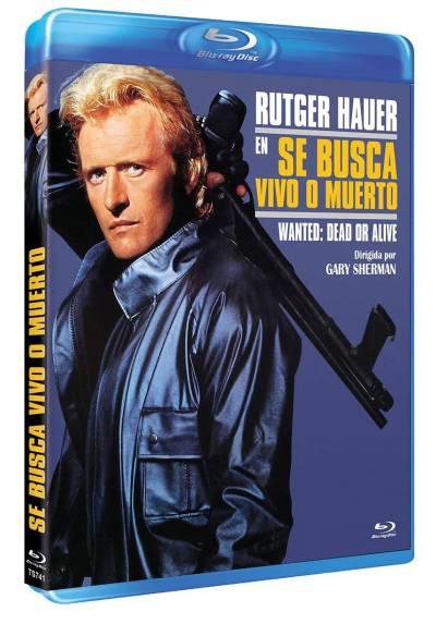 Se busca vivo o muerto (Blu-ray) (Wanted: Dead or Alive)