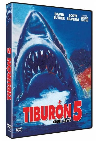 Tiburon 5 (Fauci Crudeli - Cruel Jaws)