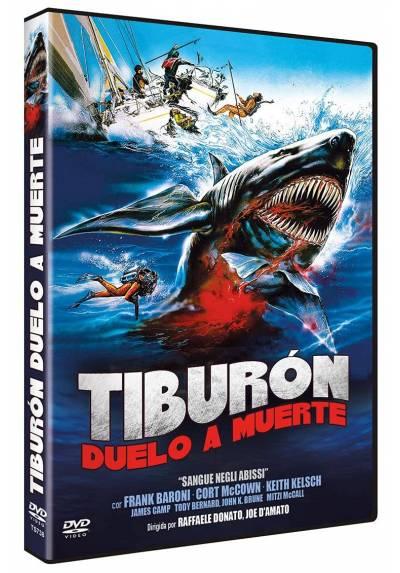 Tiburon: Duelo a Muerte (Sangue negli abissi)