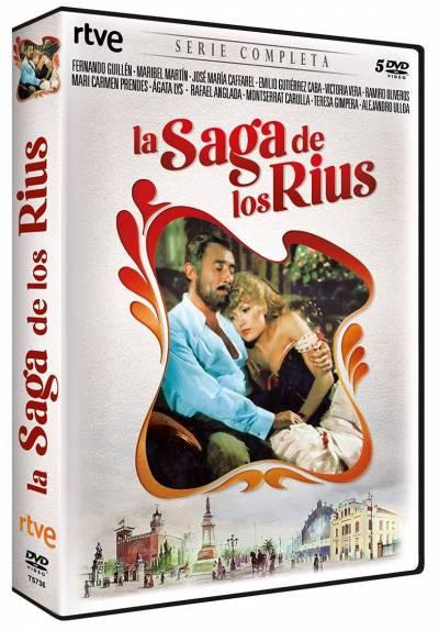 La saga de los Rius - Serie Completa