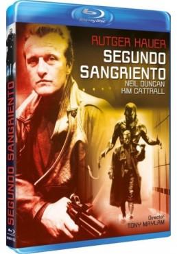 Segundo Sangriento (Blu-Ray) (Bd-R) (Split Second)