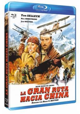 La Gran Ruta Hacia China (Blu-ray) (Bd-R) (High Road to China)