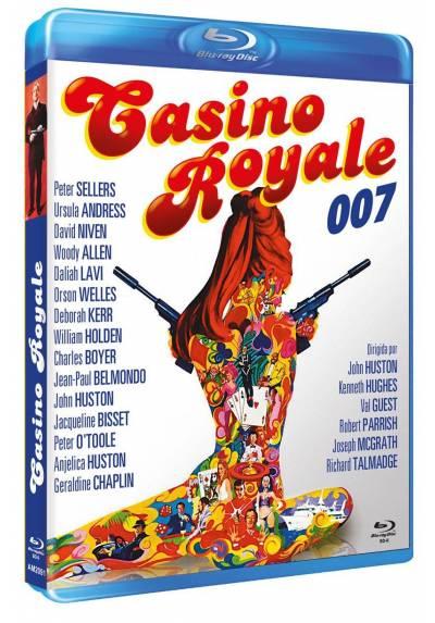copy of Casino Royale (1967) (Blu-Ray) (Bd-R)