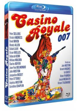 Casino Royale (1967) (Blu-Ray) (Bd-R)