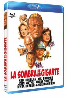 La Sombra De Un Gigante (Blu-Ray) (Bd-R) (Cast A Giant Shadow)