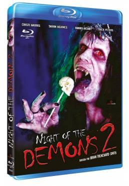 Night Of The Demons 2 (Blu-Ray) (Bd-R)