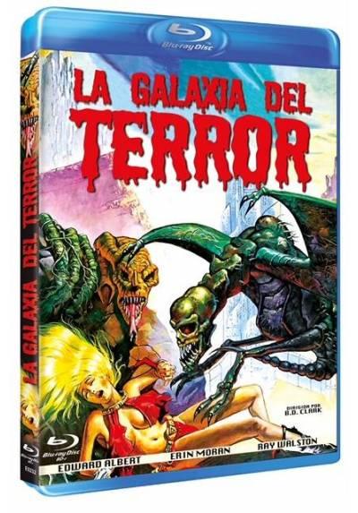 La Galaxia Del Terror (Blu-Ray) (Bd-R) (Galaxy Of Terror)