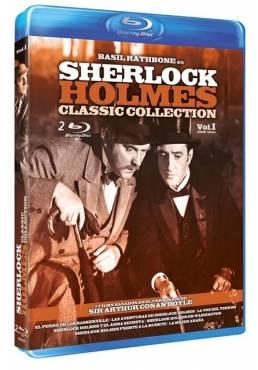 Sherlock Holmes. Classic Collention Vol. 1 (Bd-R) (Blu-ray)