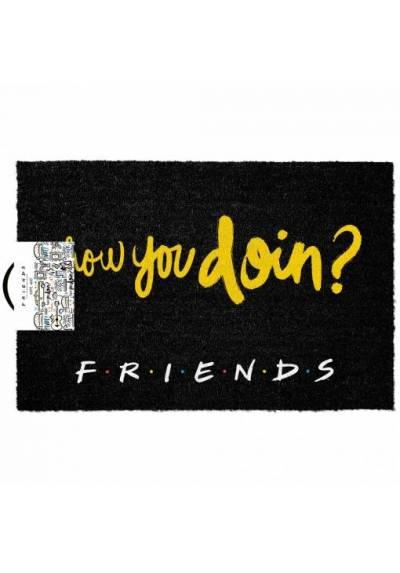 Felpudo Friends - How You Doin´? (40 X 60 X 2)