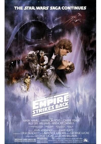 Poster El Imperio Contraataca - Star Wars (POSTER 61 x 91,5)
