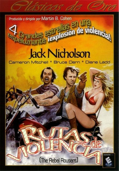 Rutas de Violencia (The Rebel Rousers)