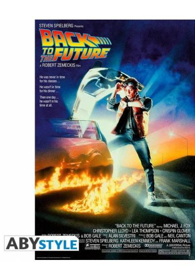 Poster Regreso al Futuro (POSTER 98x68)