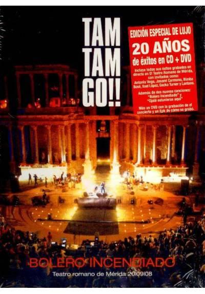 Tam Tam Go (Digipack) (CD + DVD)