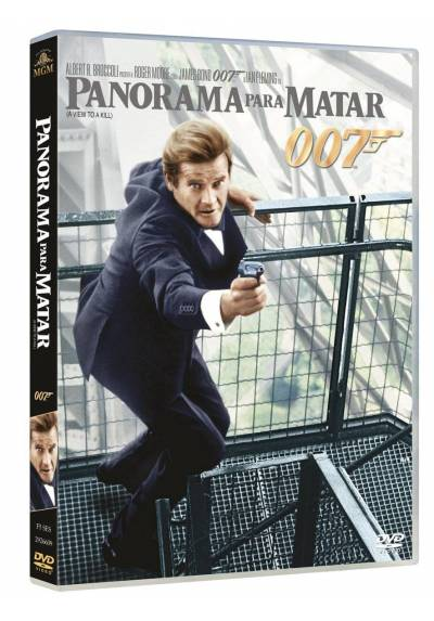 copy of Panorama Para Matar - Ultimate Edition 1 Disco (A View to a Kill)