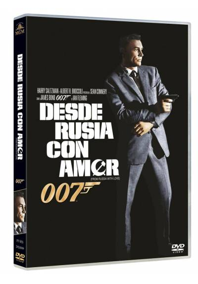 Desde Rusia con amor (From Russia With Love)