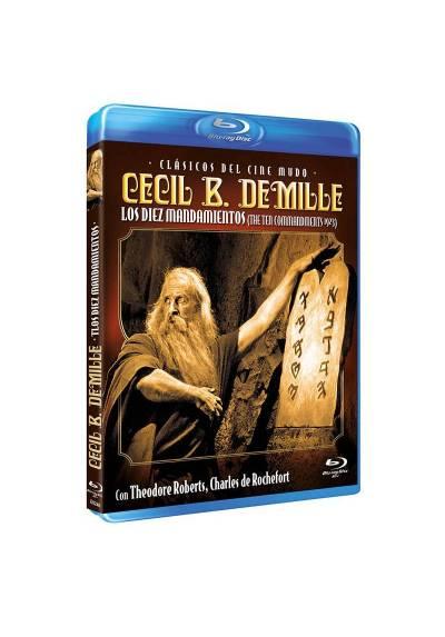 Los diez mandamientos (Bd-R) (Blu-ray) (The Ten Commandments)