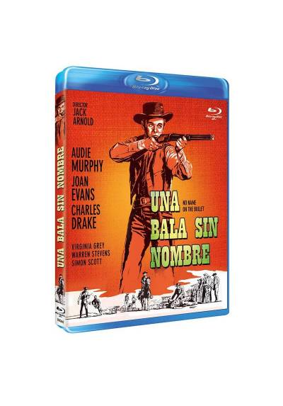 Una bala sin nombre (Bd-R) (Blu-ray) (No Name on the Bullet)