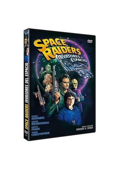 Space Raiders - Invasores del espacio