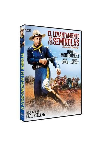 El levantamiento de los seminolas (Seminole Uprising)