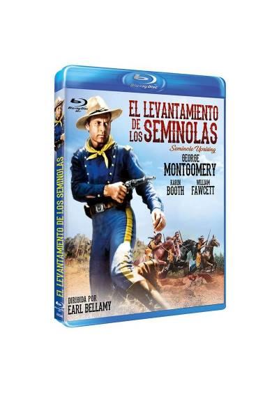 El levantamiento de los seminolas (Bd-R) (Blu-ray) (Seminole Uprising)