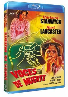 Voces de Muerte (Bd-R) (Blu-ray) (Sorry, Wrong Number)