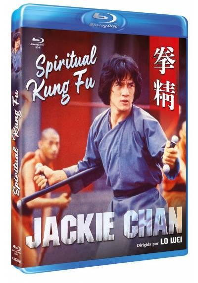 Spiritual Kung Fu (Bd-R) (Blu-ray) (Quan jing)