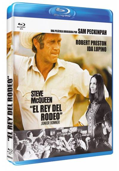 El Rey del Rodeo (Bd-R) (Blu-ray) (Junior Bonner)