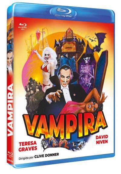 Vampira (Bd-R) (Blu-ray) (Old Dracula)