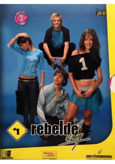 Rebelde Way - Episodios 20-31