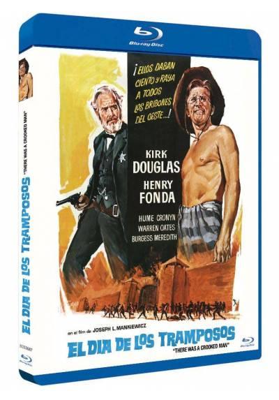 El dia de los tramposos (Blu-ray) (There Was a Crooked Man)