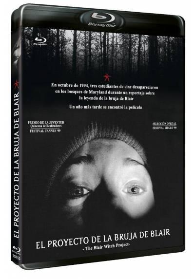 El proyecto de la bruja de Blair (Blu-ray) (The Blair Witch Project)