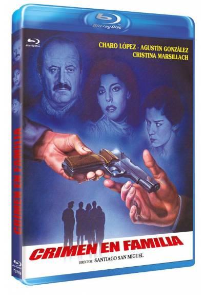 Crimen en familia (Blu-ray)