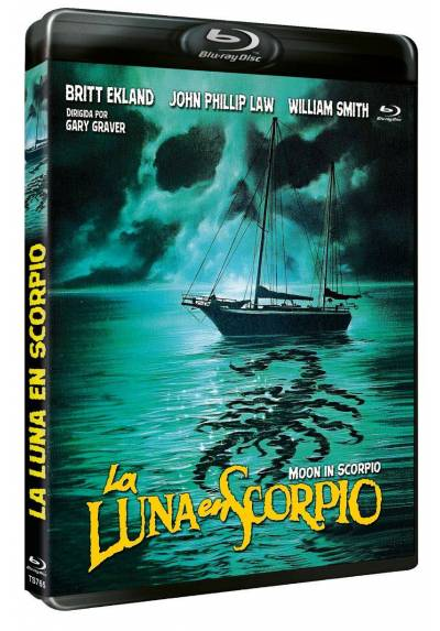 La Luna en Scorpio (Blu-ray) (Moon in Scorpio)