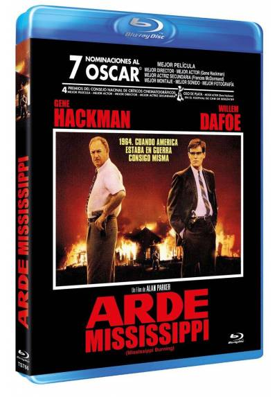 Arde Mississippi (Blu-ray) (Mississippi Burning)
