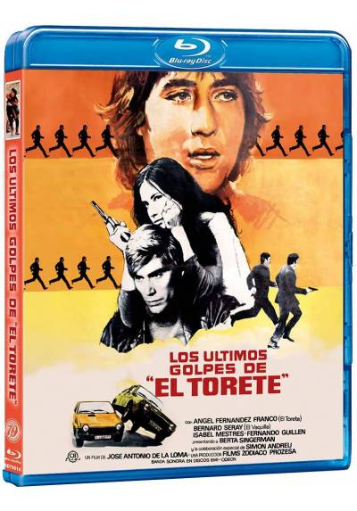 Los ultimos golpes del Torete - Perros Callejeros III (Blu-ray)