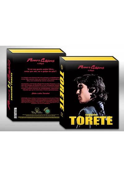 Trilogia Perros Callejeros (Cofre Limitado y Numerado 3BD+Cassette)