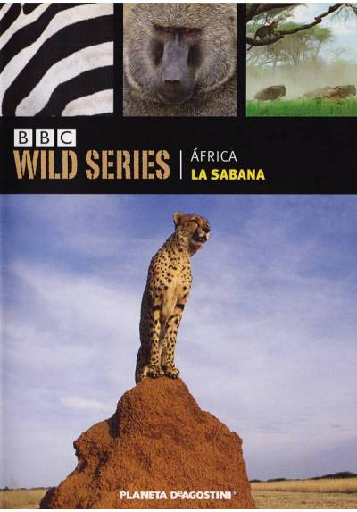 Wild Series Africa: La Sabana