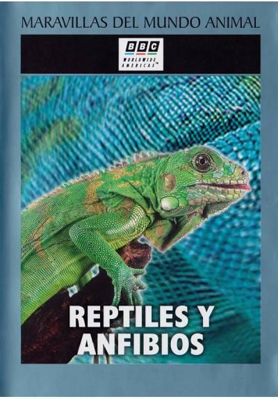 Maravillas del Mundo Animal: Reptiles y Anfibios