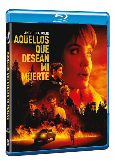 Aquellos que desean mi muerte (Blu-ray) (Those Who Wish Me Dead)