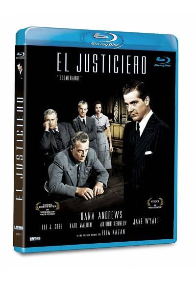 El justiciero (Blu-ray) (Boomerang!)