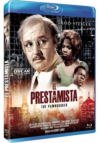 El prestamista (Blu-ray) (The Pawnbroker)