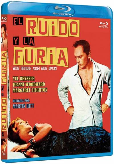 El Ruido y la Furia (Blu-ray) (The Sound and the Fury)