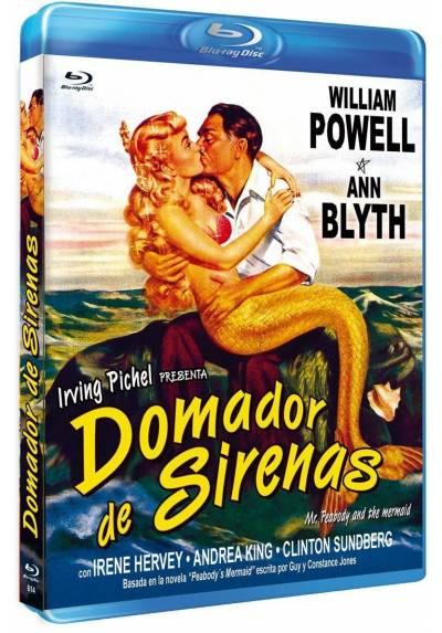 Domador de sirenas (Blu-ray) (Mr. Peabody and the Mermaid)