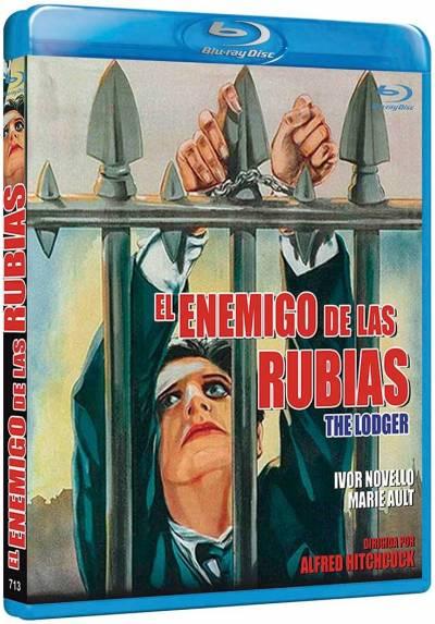 El enemigo de las rubias (Blu-ray) (The Lodger: A Story of the London Fog)