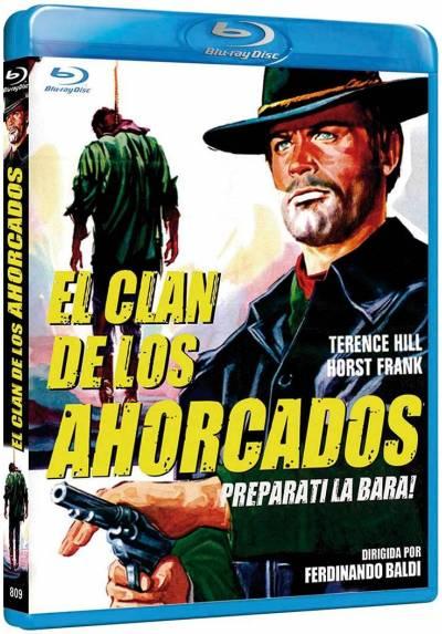 El clan de los ahorcados (Blu-ray) (Preparati la bara!)